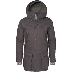 Varg Åre Parka Jacket Men asphalt grey